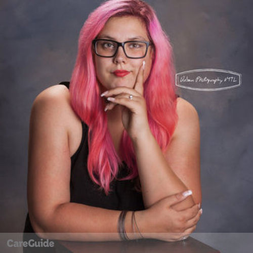 Canadian Nanny Provider Krystal Peterson's Profile Picture