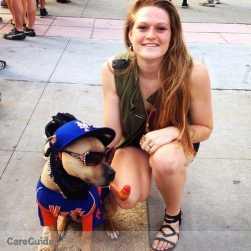 Pet Care Provider Megan Hanna's Profile Picture