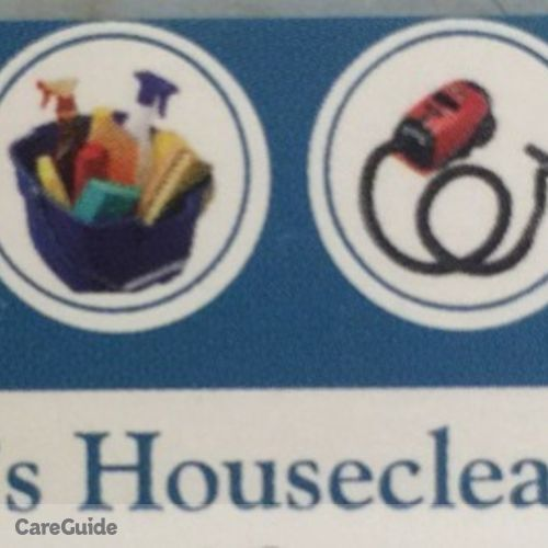 Housekeeper Provider Adriana M's Profile Picture