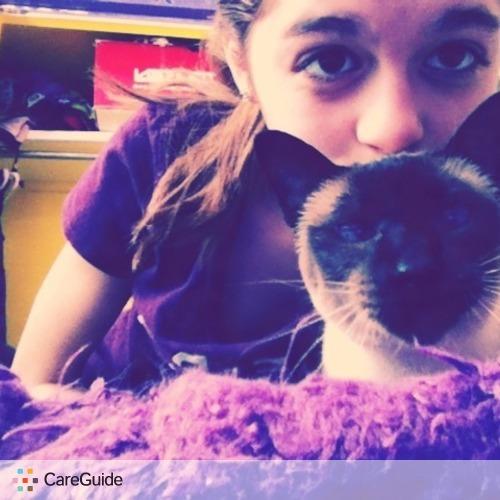 Pet Care Provider Sara M's Profile Picture