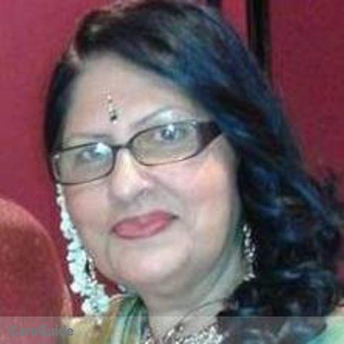 Canadian Nanny Provider Sandra Singh's Profile Picture
