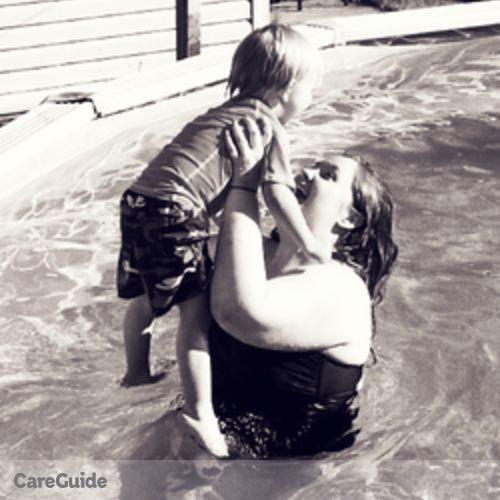 Canadian Nanny Provider Melissa Clarey's Profile Picture