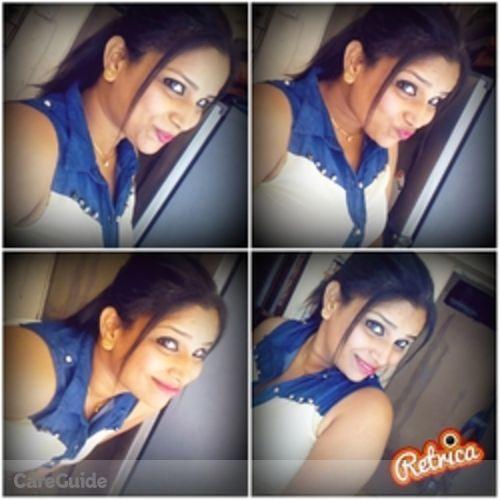 Canadian Nanny Provider Sunita Agarwal's Profile Picture