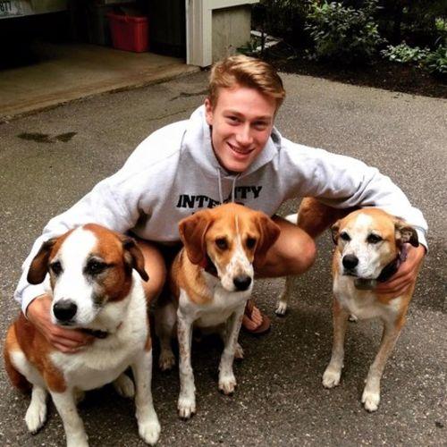 Pet Care Provider Corbin Simas's Profile Picture