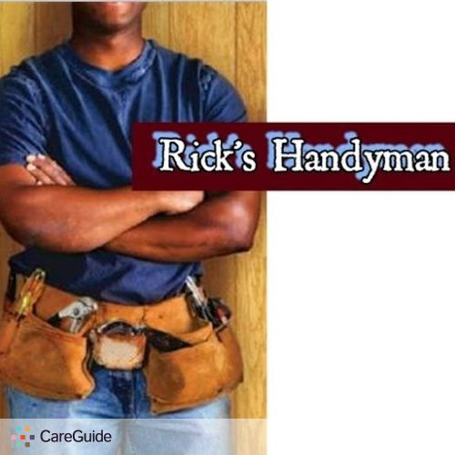 Excellent Handyman. Very Professional. Great Customer Service
