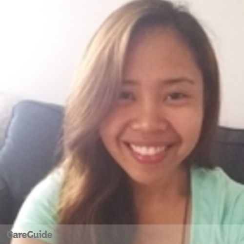 Canadian Nanny Provider Leslie Dianne Dandan's Profile Picture