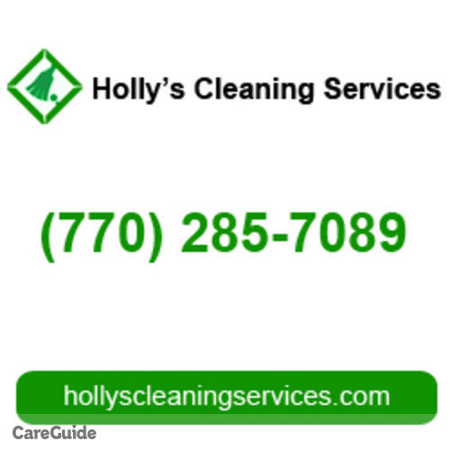 Housekeeper Provider Holly's Cleaning Services's Profile Picture