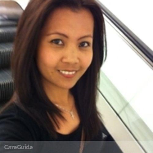 Canadian Nanny Provider Nelma Jimenez's Profile Picture