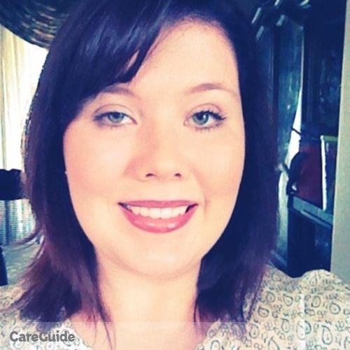 Canadian Nanny Provider Jessica Wilken's Profile Picture