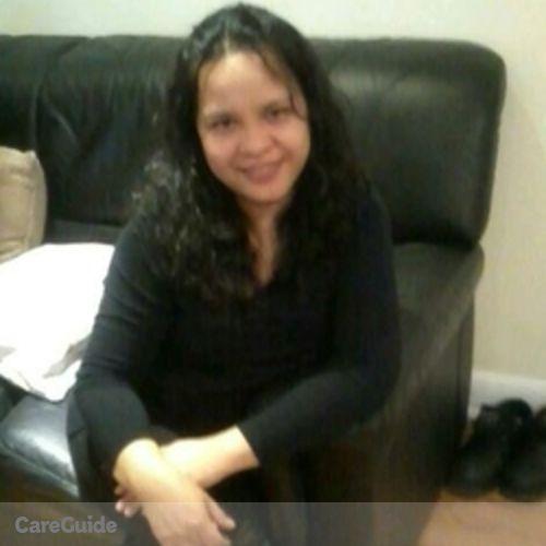 Canadian Nanny Provider Marites D's Profile Picture
