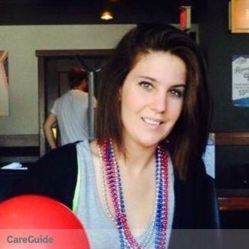Canadian Nanny Provider Beroudiaux Dorine's Profile Picture