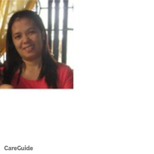 Canadian Nanny Provider Divina Sta Cruz's Profile Picture