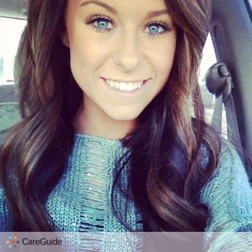 Child Care Provider Ashley F's Profile Picture