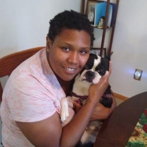 Pet Care Provider Brittany Crowder's Profile Picture