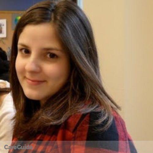 Canadian Nanny Provider Fernanda C's Profile Picture