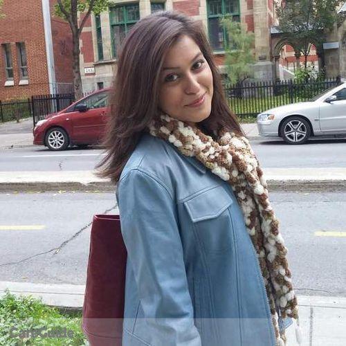 Canadian Nanny Provider Anusha Q's Profile Picture
