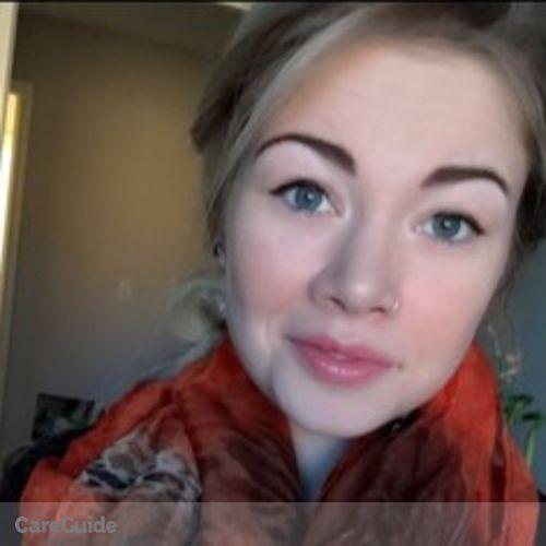 Canadian Nanny Provider Amanda Buhler's Profile Picture
