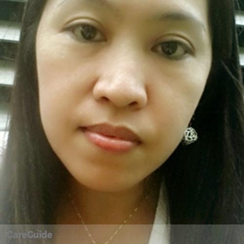 Canadian Nanny Provider Rhoda E's Profile Picture