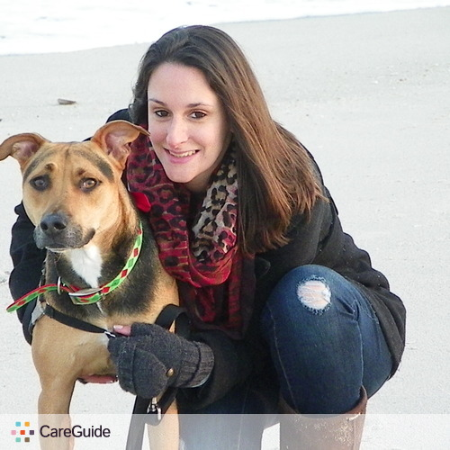 Pet Care Provider Megan Mulvey's Profile Picture