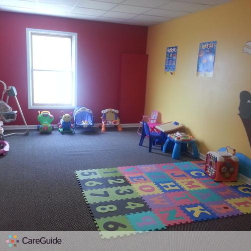 Child Care Provider Jessica Pizarro's Profile Picture