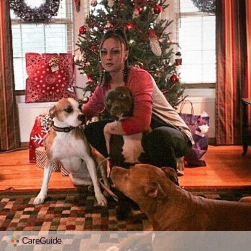 Pet Care Provider Nikki V's Profile Picture