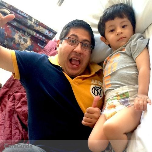 Child Care Provider Carlos A's Profile Picture