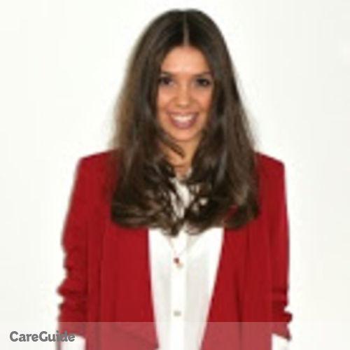 Canadian Nanny Provider Flora Hobday's Profile Picture