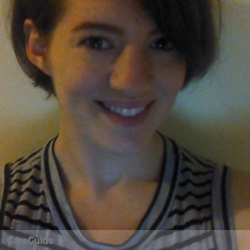 Canadian Nanny Provider Josie Junck's Profile Picture