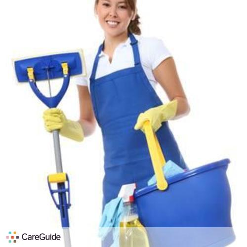 Housekeeper Provider ruby cabrera's Profile Picture