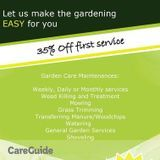 Gardener in Port Coquitlam