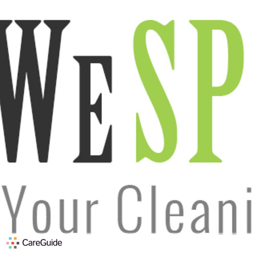 Housekeeper Provider WeSponge Your Cleaning Solution's Profile Picture