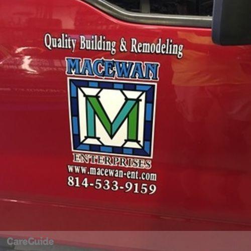 Handyman Provider John MacEwan's Profile Picture
