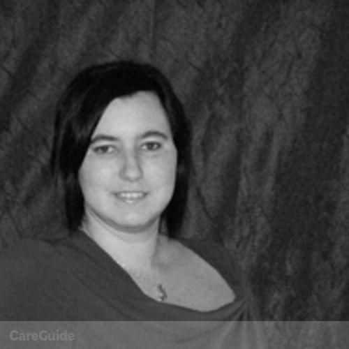 Canadian Nanny Provider Sylvianne M's Profile Picture