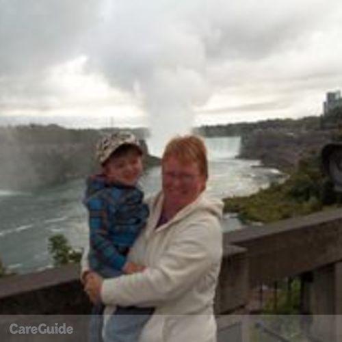 Canadian Nanny Provider Michele Bain's Profile Picture
