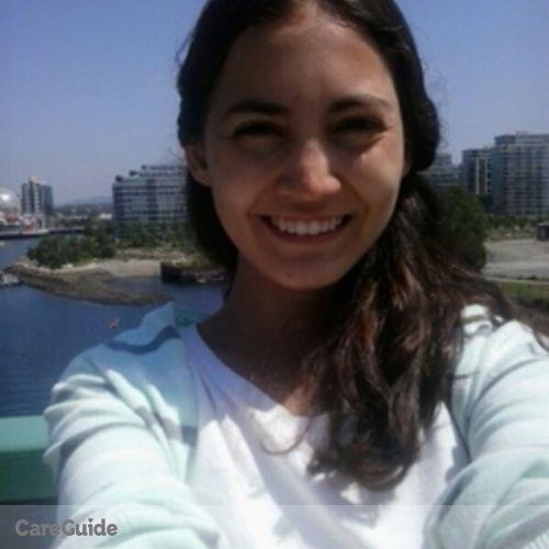 Canadian Nanny Provider Lucy Lomeli's Profile Picture