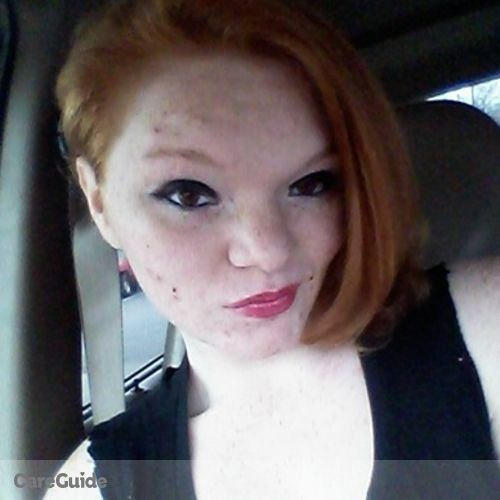 Child Care Provider Keleigh B's Profile Picture