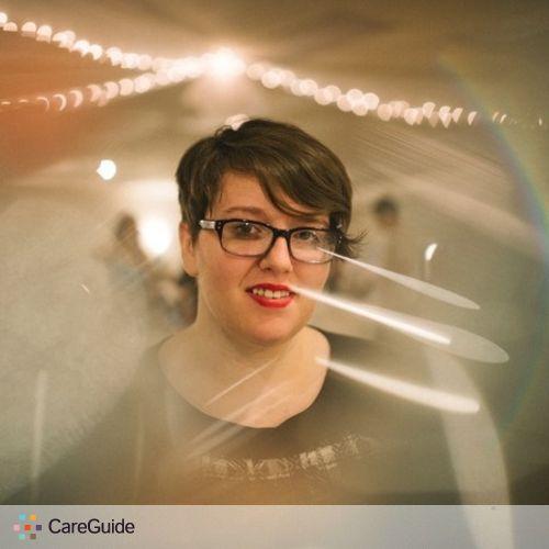 Child Care Provider Jade Tafe's Profile Picture
