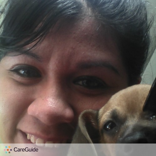 Pet Care Provider Jessica Palacios's Profile Picture