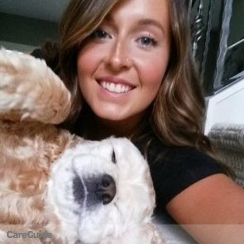 Pet Care Provider Morgan B's Profile Picture