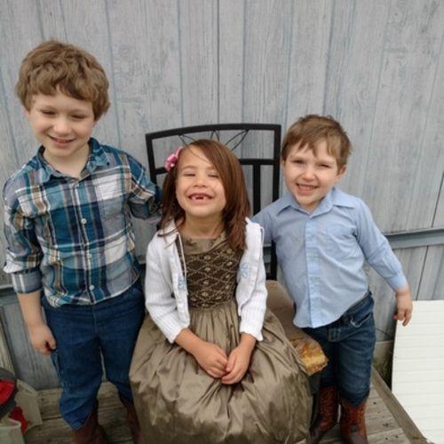 Child Care Job Kelly Eslick's Profile Picture