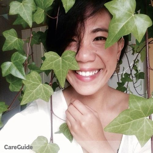 Canadian Nanny Provider Anna Balagtas's Profile Picture