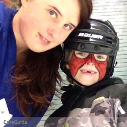 Canadian Nanny Provider Katie S's Profile Picture