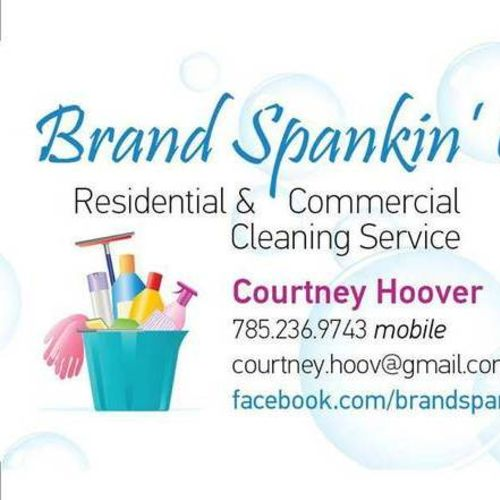 Housekeeper Provider Courtney Hoover's Profile Picture