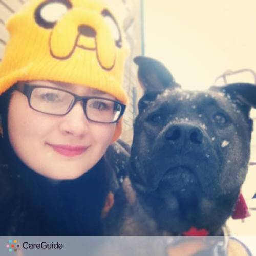 Pet Care Provider Alexa S's Profile Picture