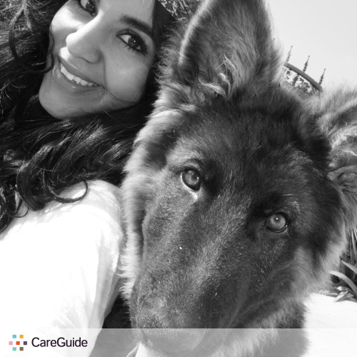 Pet Care Provider Monica perez's Profile Picture