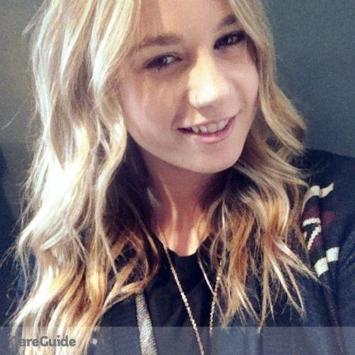 Canadian Nanny Provider Jennifer Boddam's Profile Picture