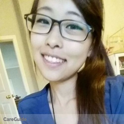 Child Care Provider Sarah Kim's Profile Picture