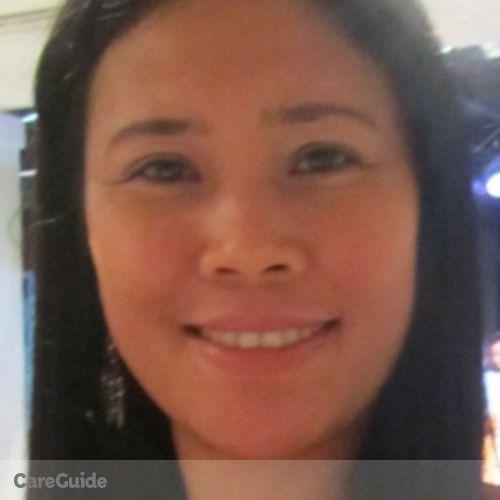 Canadian Nanny Provider Rosana M's Profile Picture