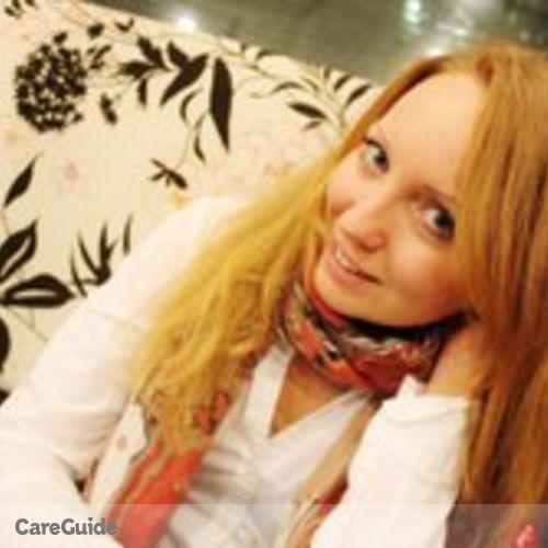 Canadian Nanny Provider Daria 's Profile Picture