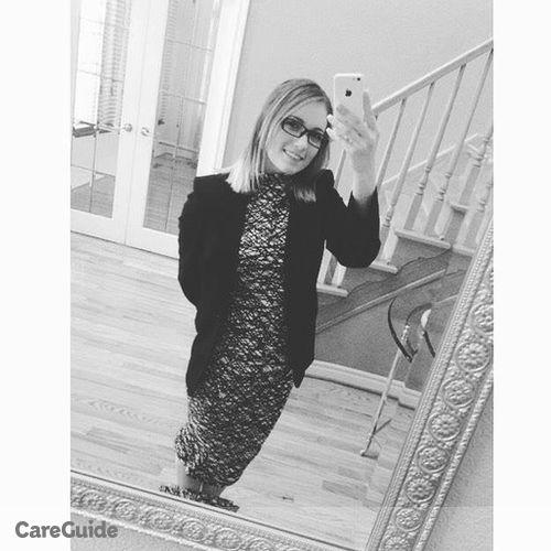 Canadian Nanny Provider Jamie Desrochers's Profile Picture